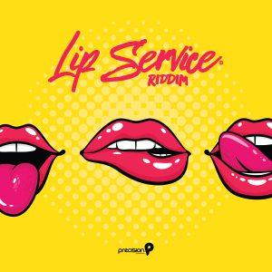 Read more about the article No More Talk…Lip Service Riddim!
