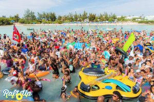Read more about the article It's TIME to PARTY at the BHW RAFT UP!