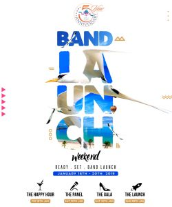 Read more about the article Ready. Set. Band Launch!