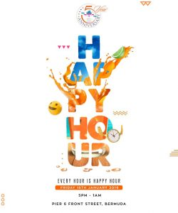 Make New Friends at BHW Ltd.'s HAPPY HOUR!